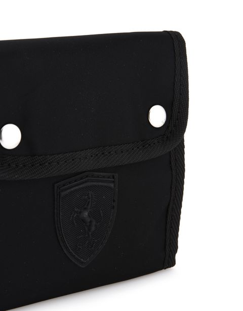 Scuderia Ferrari Online Store - Men's wallet - Horizontal with coin Wallets