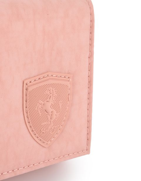 Scuderia Ferrari Online Store - Women's wallet - Horizontal with coin Wallets