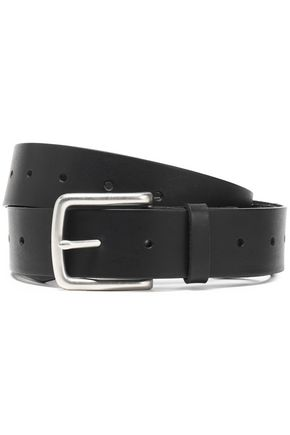 IRO Perforated leather belt