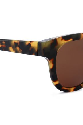 THIERRY LASRY D-frame tortoiseshell acetate sunglasses