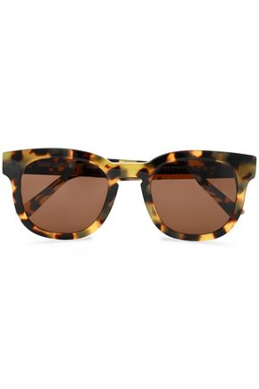 THIERRY LASRY D-frame tortoiseshell acetate sunglasses