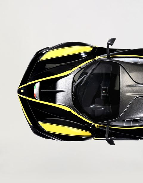 Scuderia Ferrari Online Store - Modellino Ferrari FXX-K in scala 1:18 - Modellini Auto 1:18