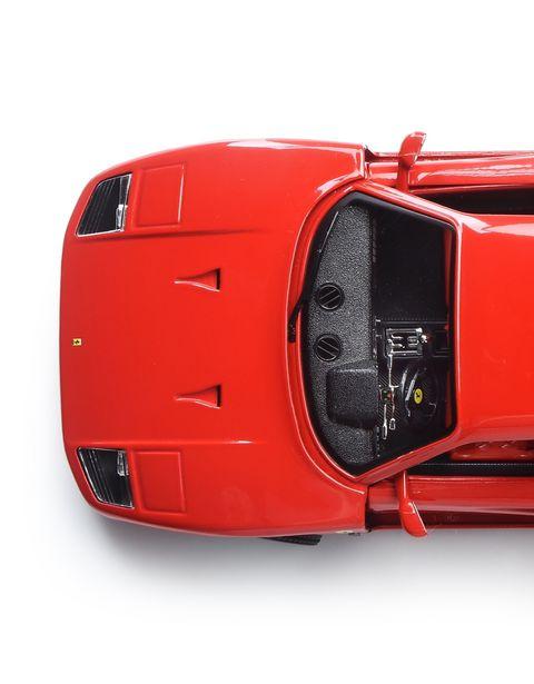 Scuderia Ferrari Online Store - Modellino Ferrari F40 in scala 1:18 -