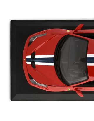 Scuderia Ferrari Online Store - Ferrari 458 Speciale モデルカー 1/18スケール - 1:18スケール モデルカー