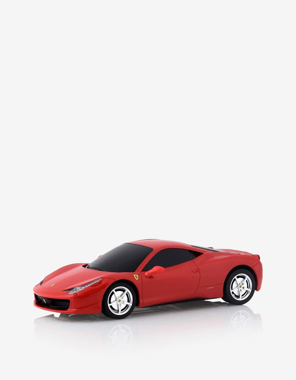 Scuderia Ferrari Online Store - Ferrari 458 Italia remote controlled model car in 1:24 scale - Radio Controlled Toys