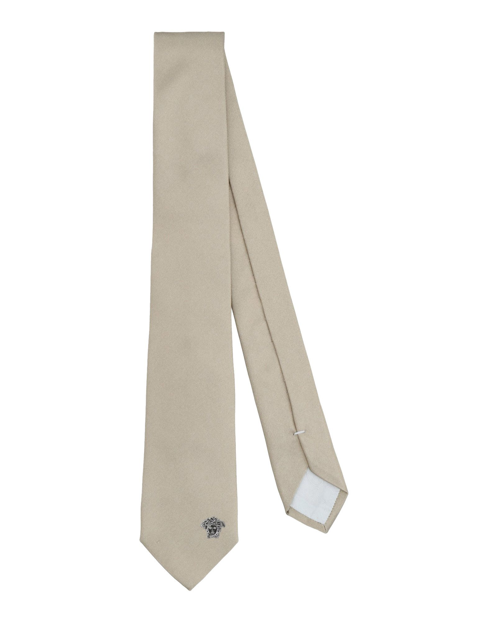 VERSACE Галстук versace бордовый галстук в клетку внизу с логотипом versace 821752 href