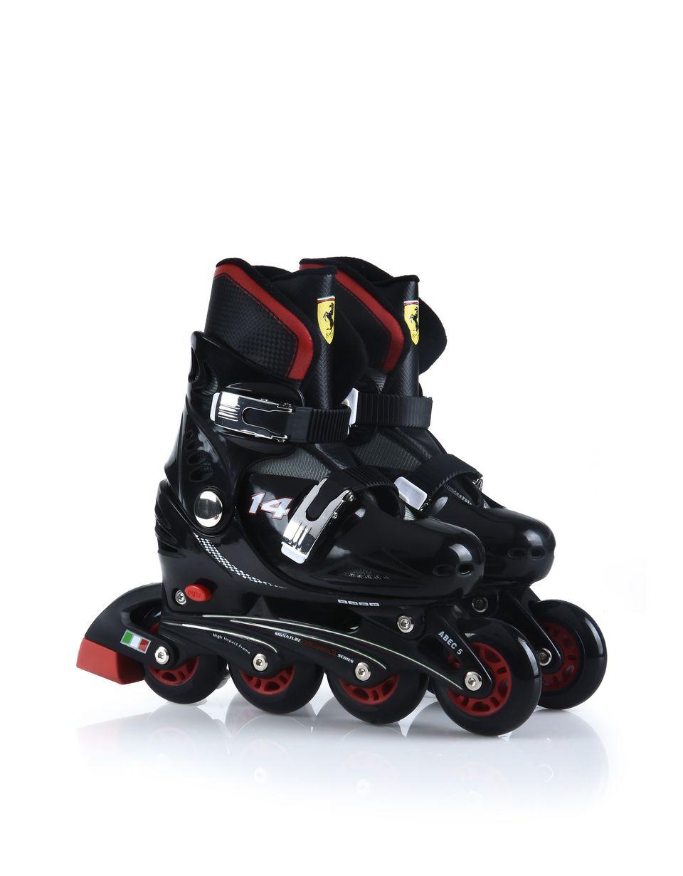 Scuderia Ferrari Online Store - Scuderia Ferrari inline skating set - Skateboards