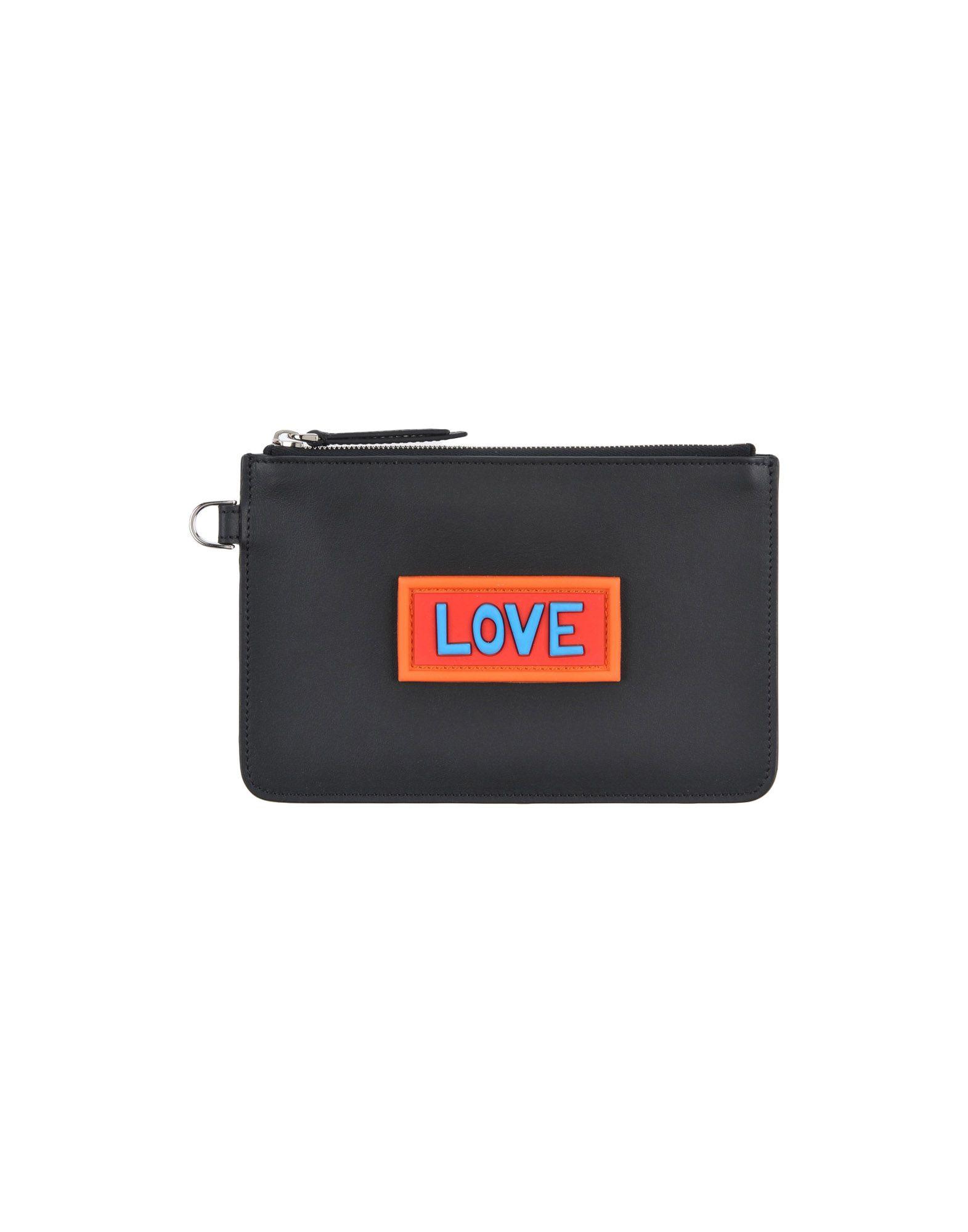 《送料無料》FENDI メンズ 財布 ブラック 牛革(カーフ)