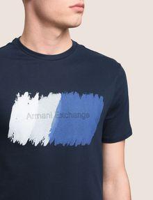 ARMANI EXCHANGE Logo T-shirt Man b