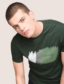 ARMANI EXCHANGE Camiseta con logotipo Hombre a