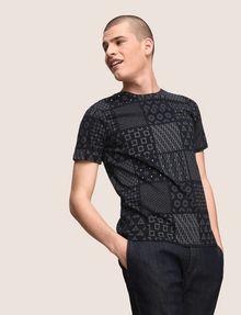 ARMANI EXCHANGE T-Shirt mit Grafik Herren a