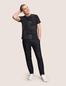ARMANI EXCHANGE T-Shirt mit Grafik Herren d