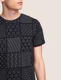 ARMANI EXCHANGE T-Shirt mit Grafik Herren b