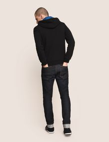 ARMANI EXCHANGE Fleece-Top Herren e