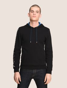 ARMANI EXCHANGE Fleece-Top Herren f
