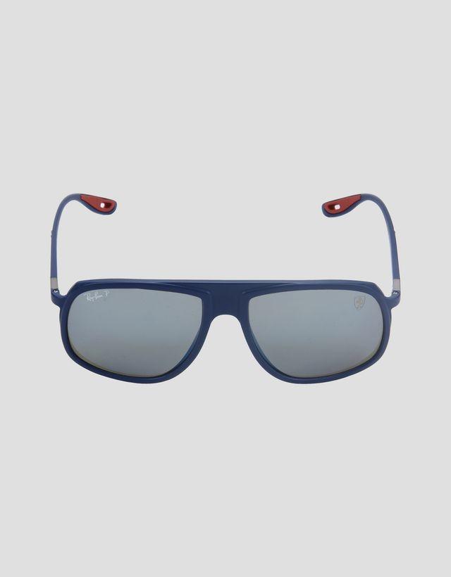 51ca6e8bbe ... Scuderia Ferrari Online Store - Ray-Ban x Scuderia Ferrari 0RB4308M  blue sunglasses - Sunglasses ...