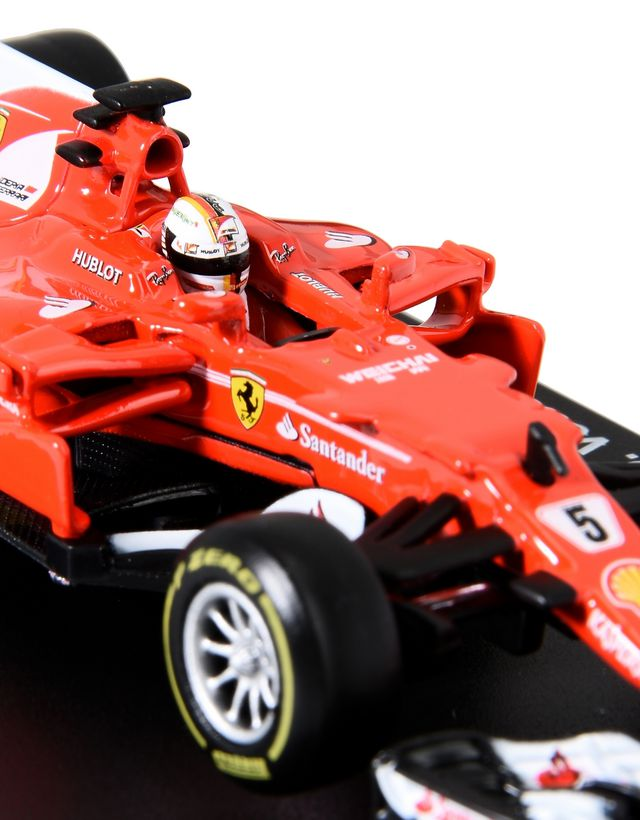 Scuderia Ferrari Online Store - Ferrari SF70-H 1:43 scale model - Car Models 01:43