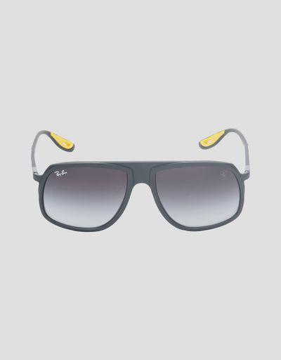 feffc9d329 Ray-Ban x Scuderia Ferrari 0RB4308M grey sunglasses