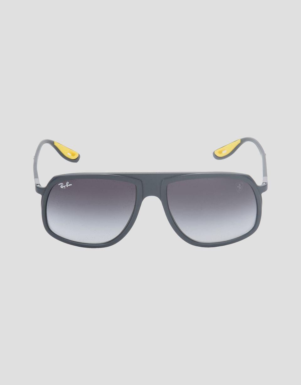 Scuderia Ferrari Online Store - Ray-Ban for Scuderia Ferrari 0RB4308M grigio - Occhiali da Sole