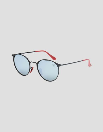 Ray-Ban x Scuderia Ferrari RB3602M black sunglasses