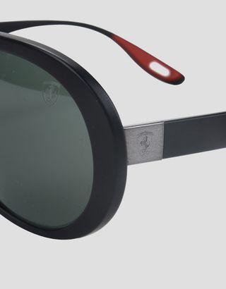 Scuderia Ferrari Online Store - Ray-Ban for Scuderia Ferrari 0RB4310M ブラック - サングラス
