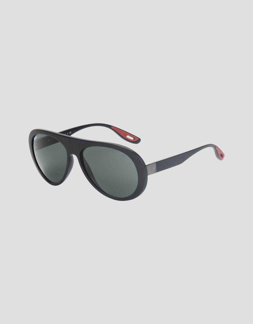 Scuderia Ferrari Online Store - Ray-Ban x Scuderia Ferrari 0RB4310M black sunglasses - Sunglasses