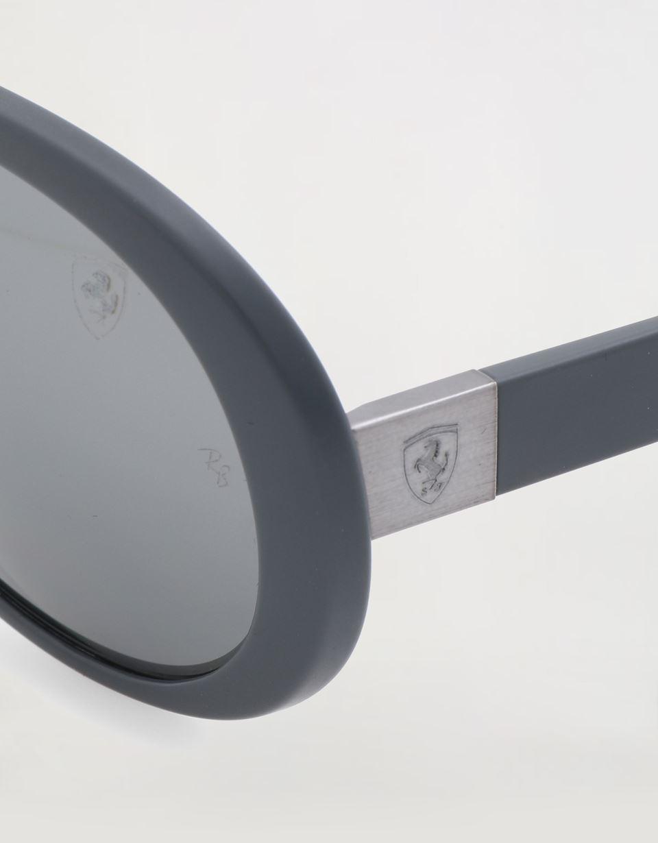 Scuderia Ferrari Online Store - Ray-Ban x Scuderia Ferrari 0RB4310M gray sunglasses -