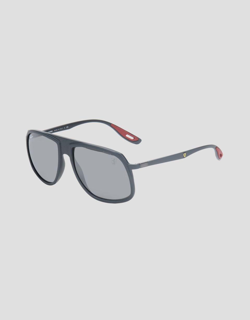 683994eb97f2f Scuderia Ferrari Online Store - Ray-Ban x Scuderia Ferrari 0RB4308M grey  sunglasses - Sunglasses ...