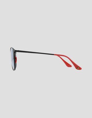 Scuderia Ferrari Online Store - Ray-Ban x Scuderia Ferrari 0RB3601M black sunglasses - Sunglasses