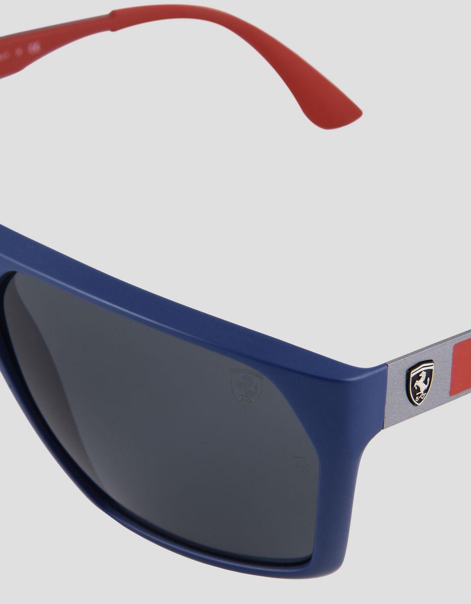 Scuderia Ferrari Online Store - Ray-Ban for Scuderia Ferrari 0RB4309M blu - Occhiali da Sole
