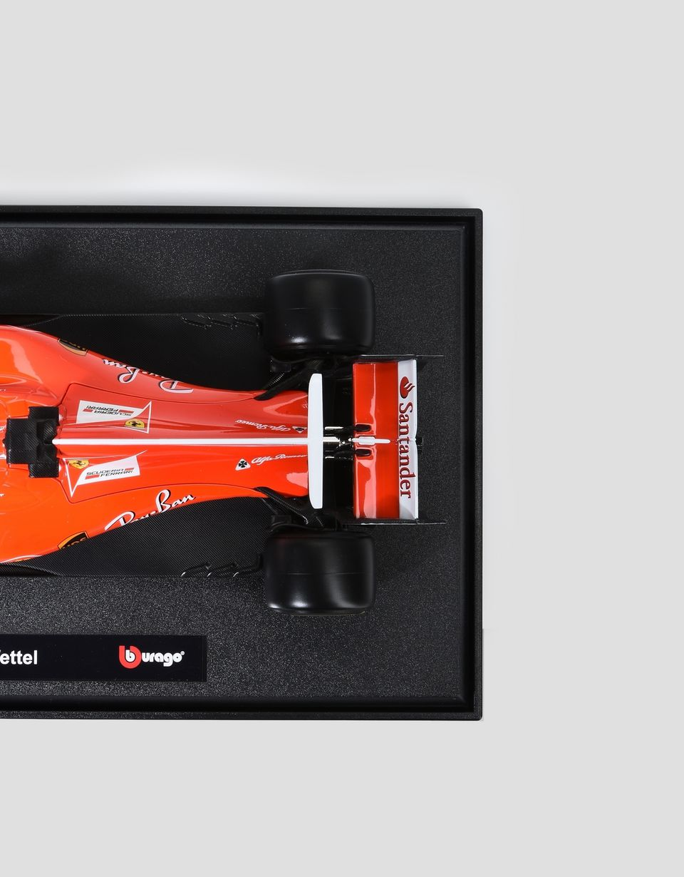 Scuderia Ferrari Online Store - SF70H Vettel model in 1:18 scale - Car Models 01:18