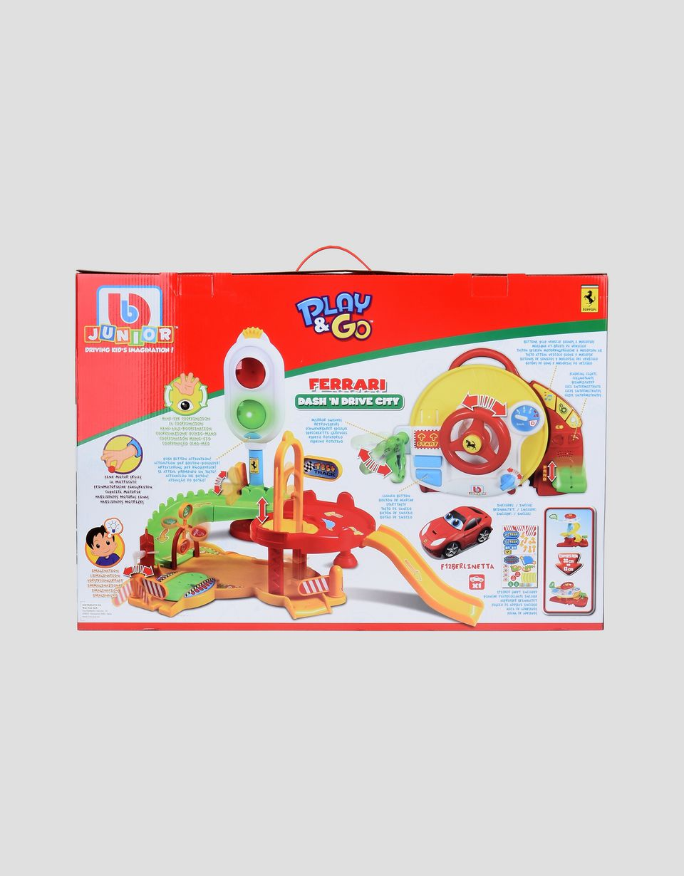 Scuderia Ferrari Online Store - Ferrari Traffic lights and Steering Wheel Playset - Other Toys