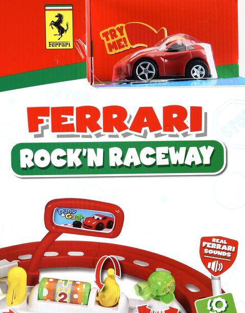 Scuderia Ferrari Online Store - Ferrari Rock & Race Track - Tracks