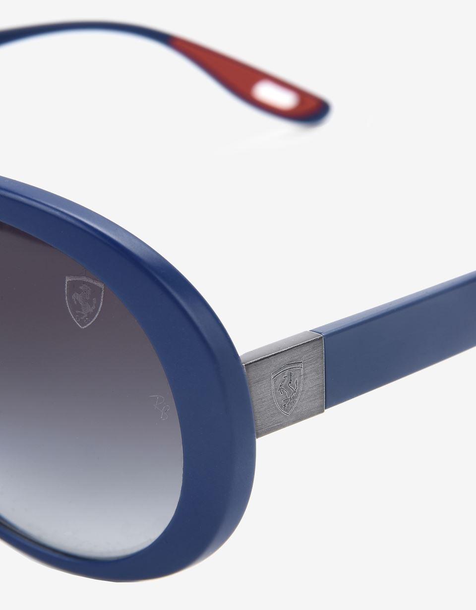Scuderia Ferrari Online Store - Ray-Ban x Scuderia Ferrari 0RB4310M blue sunglasses - Sunglasses