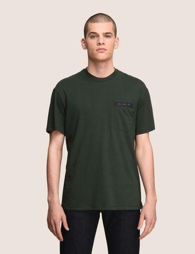 ARMANI EXCHANGE Solid T-shirt Man F