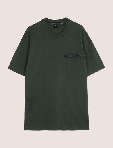 ARMANI EXCHANGE Solid T-shirt Man R