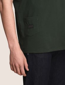 ARMANI EXCHANGE Basic-T-Shirt [*** pickupInStoreShippingNotGuaranteed_info ***] b
