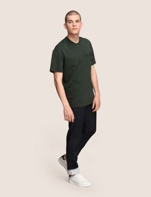 ARMANI EXCHANGE Basic-T-Shirt [*** pickupInStoreShippingNotGuaranteed_info ***] d
