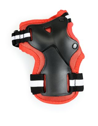 Scuderia Ferrari Online Store - Scuderia Ferrari inline skating safety kit - Skating Accessories