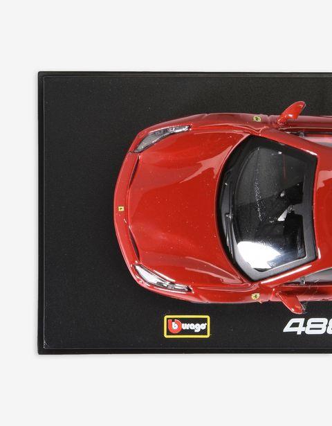 Scuderia Ferrari Online Store - Ferrari 488 GTB 1:43 AM scale model -