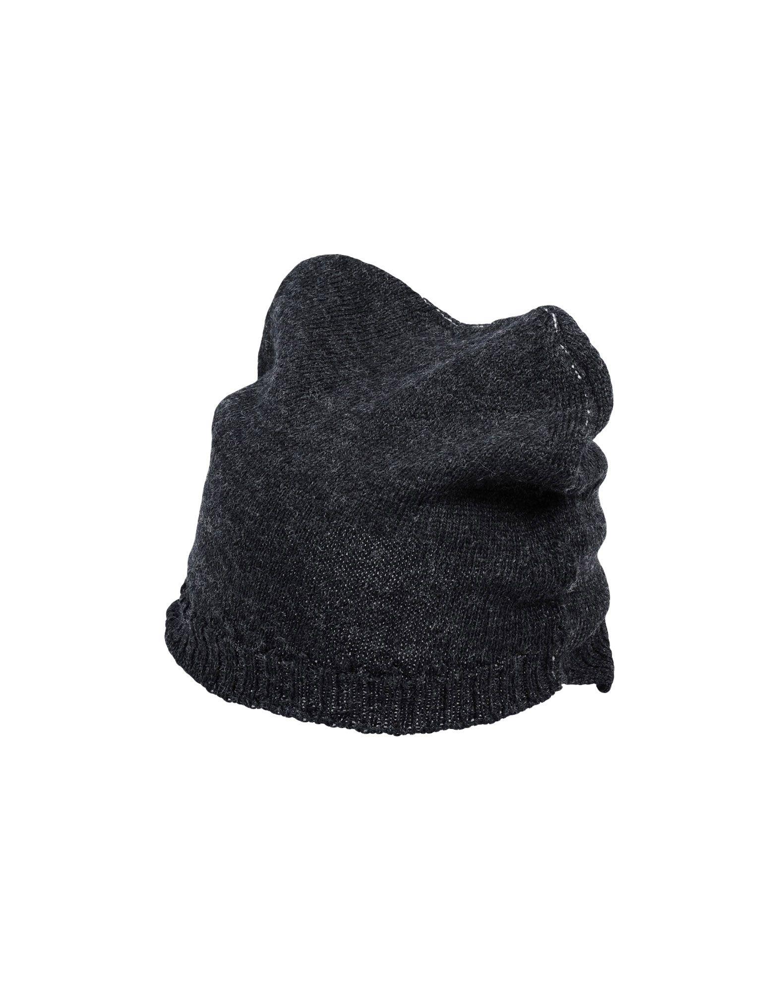 6a4fb443582 Isabel Benenato Hat In Steel Grey