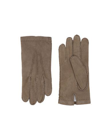 ELEVENTY Herren Handschuhe Militärgrün Größe M 100% Schaf