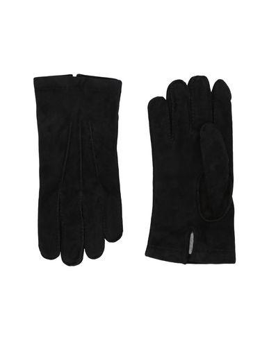 ELEVENTY Herren Handschuhe Schwarz Größe M 100% Schaf
