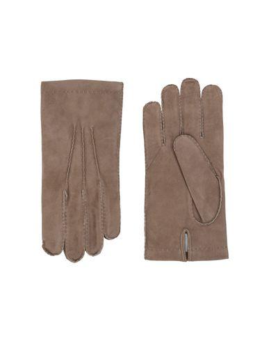 ELEVENTY Herren Handschuhe Khaki Größe XL 100% Schaf