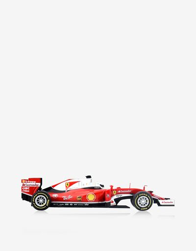 Scuderia Ferrari Online Store - Ferngesteuertes Modellauto SF16-H im Maßstab 01:14 - Funkgesteuerte Spielzeuge