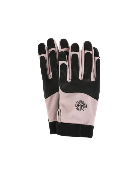 STONE ISLAND Gloves  92174 SOFT SHELL-R