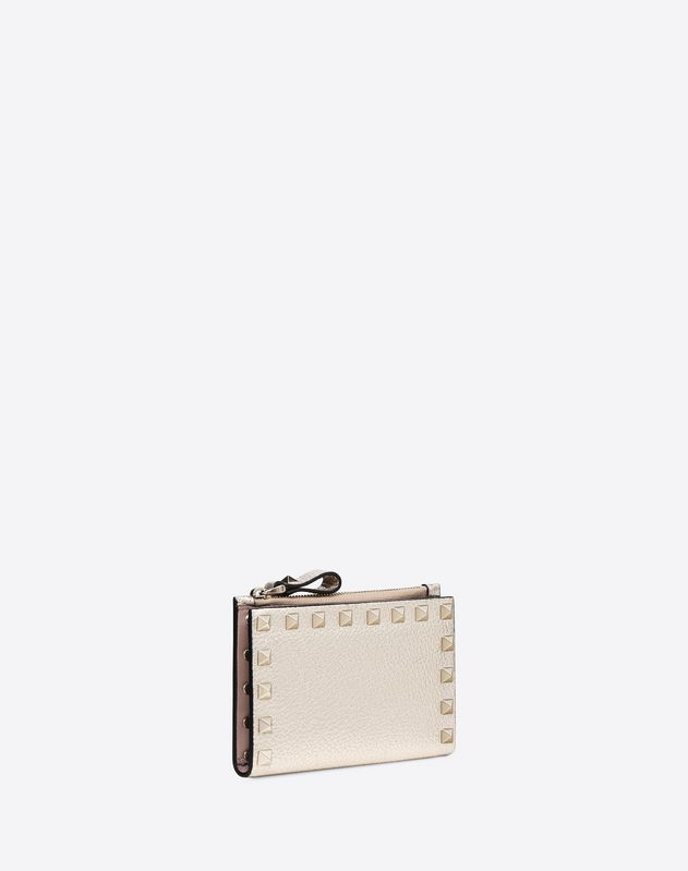 Rockstud Coin Purse and Card Case