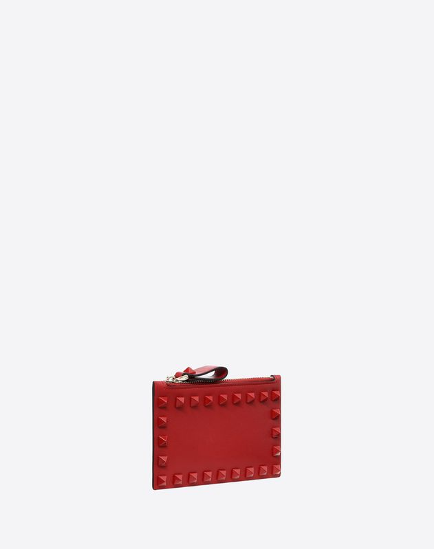 Rockstud Coin Purse and Cardholder