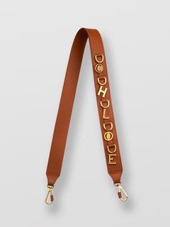 Alphabet strap