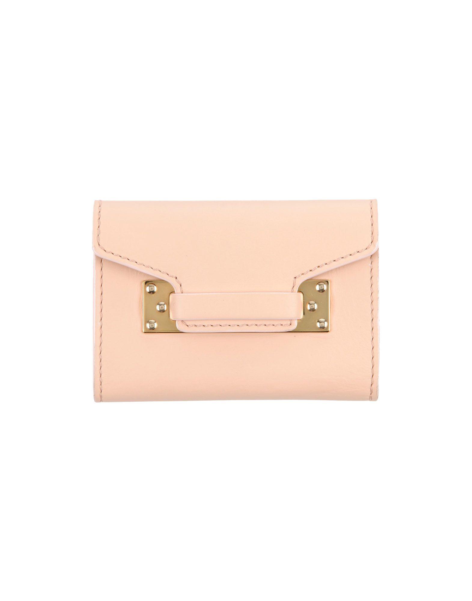 SOPHIE HULME Кошелек для монет pink dandelion design кожа pu откидной крышки кошелек для карты держатель для samsung j5prime